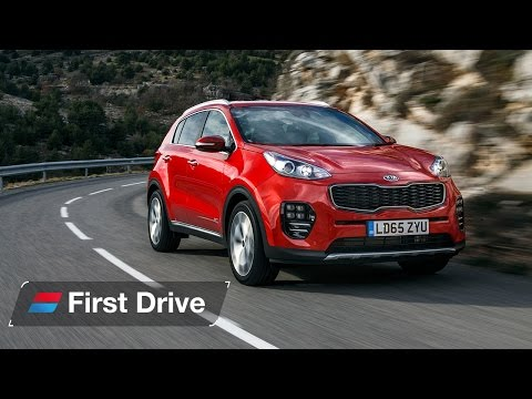 2016 Kia Sportage first drive review