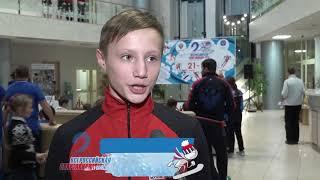 II Всероссийская зимняя Спартакиада спортивных школ (прыжки на лыжах с трамплина)