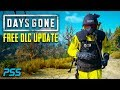 Download Video Days Gone FREE DLC Content Update  - Skins, Challenges, Difficulty Mode and More! MP4,  Mp3,  Flv, 3GP & WebM gratis