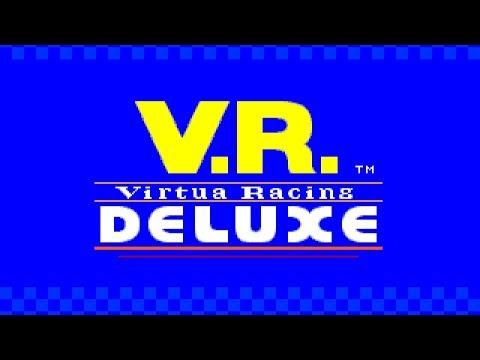 Virtua Racing Deluxe - Walkthrough (Hard, Stock, Manual)