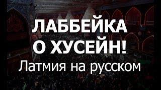 """Латмия на русском языке """"Лаббейка о Хусейн"""" (слова и исполнение: Джавид Касимов)"""