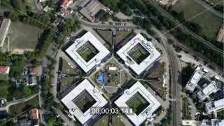 Technologiezentrum Blaues Wunder in Hennigsdorf im Bundesland Brandenburg