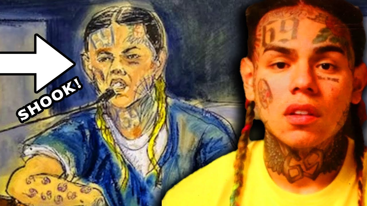 6ix9ine Voice TREMBLES During Testimony *Shotti ABOUT THAT LIFE*