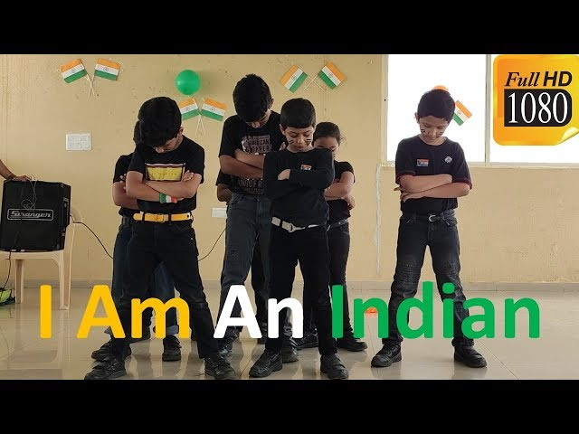 I Am An Indian Song - Kids Dance Performance / Telugu/ PATRIOTIC /15 AUGUST INDEPENDENCE DANCE