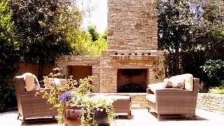 Decorating Ideas Outdoor Fireplace