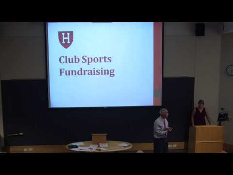Harvard Club Sports Presentation