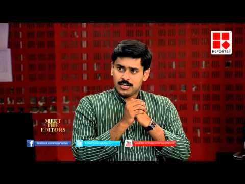 Actor Jagadeesh In Meet The Editors
