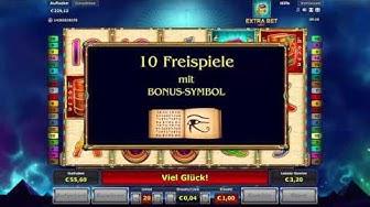 Pharaohs Ring mit Freispielen im Novoline Paypal Casino