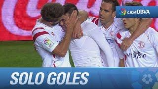 Todos los goles de Sevilla FC (3-2) RCD Espanyol