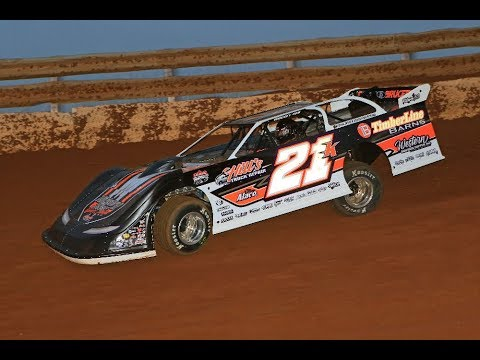 Dakotah Knuckles In-Car / Tazewell Speedway / Lucas Oil Late Model Dirt Series 6.28.19