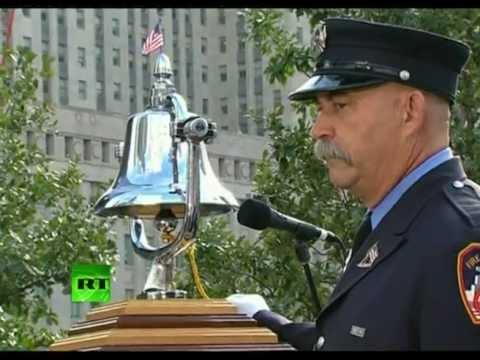 Video of 9/11 10th anniversary memorial at Ground Zero, NYC