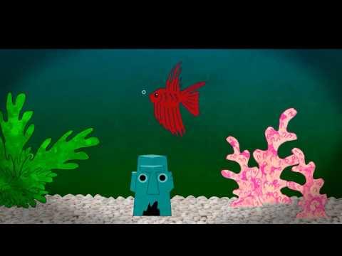 [Tupi 2D Animation]  - The aquarium by Jorge Andrade (JLAR Studio) - Easy Animation Software