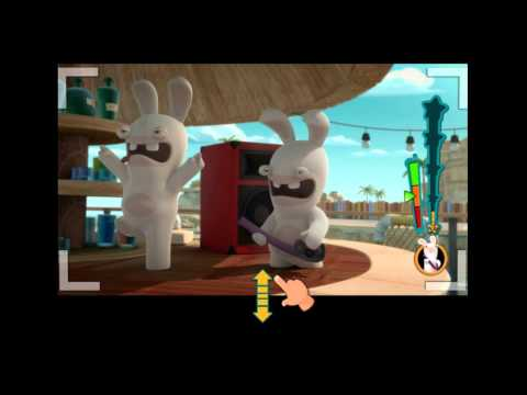 Rabbids Appisodes now available on android devices