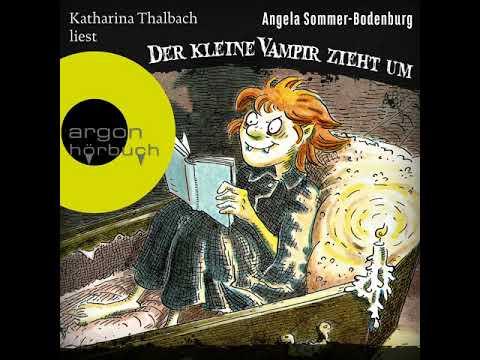 Der kleine Vampir zieht um YouTube Hörbuch Trailer auf Deutsch
