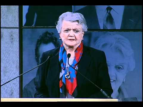Angela Lansbury Honored at 2012 Ellis Island Family Heritage Awards