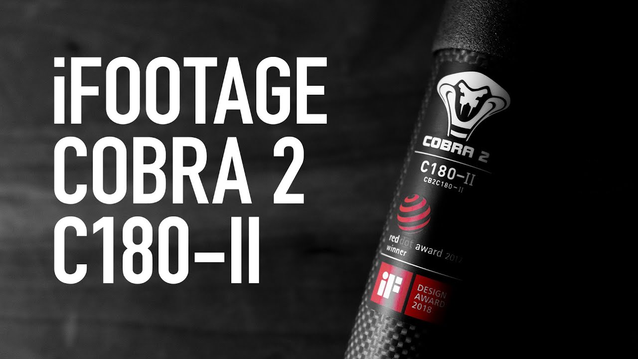 Ifootage cobra 2 c150 II