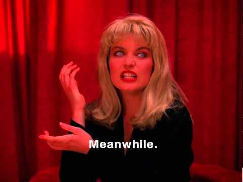 "Twin Peaks - Laura Palmer ""Meanwhile"" Scene"