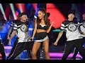 Ariana Grande - Problem/Love Me Harder/The Way (Live at NBA All Star Game) HD