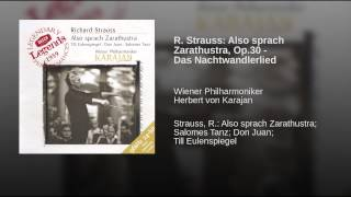 R. Strauss: Also sprach Zarathustra, Op.30 - Das Nachtwandlerlied
