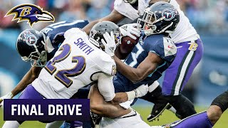 Keys to Beating the Titans | Ravens Final Drive