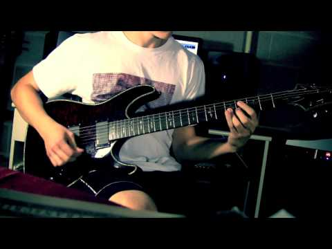 Extreme - Play With Me (Guitar Cover) HD