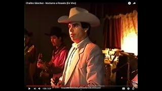 Chalino Sánchez - Nocturno a Rosario (En Vivo)