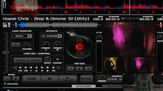 How To Virtual DJ Video Mixing with AUDIO OVERLAYS