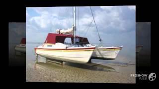 Werftbau Strider Club Sport Sailing boat, Catamaran Year - 1991,