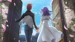 fatestay night heavens feel the movie iii spring song teaser trailer