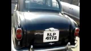 Kerala Reg  Ambassador Car in Dubai