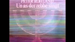יאָמע, יאָמע שפיל מיר א לידעלע - פעטער ראָלאנד Yomme, yomme shpil mir a lidele - Peter Rohland