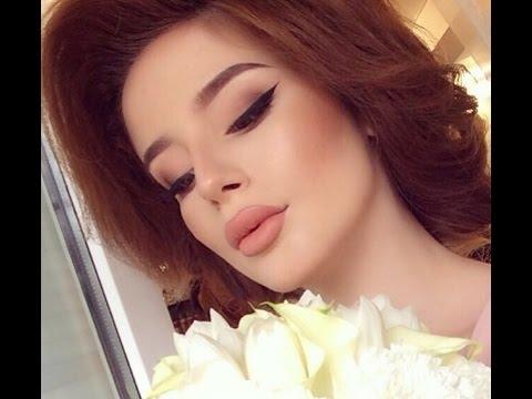 макияж свадебный со стрелками фото