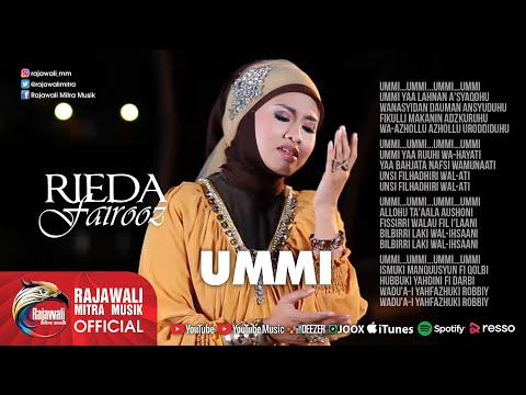 Rieda Fairooz - Ummi - Official Music Video