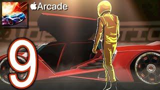 Detonation Racing Apple Arcade Walkthrough - Part 9 - Episode 9: Boss Battle