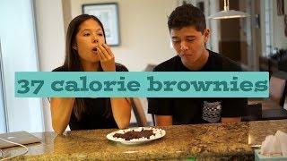 Low Calorie Brownies (37 Cal)