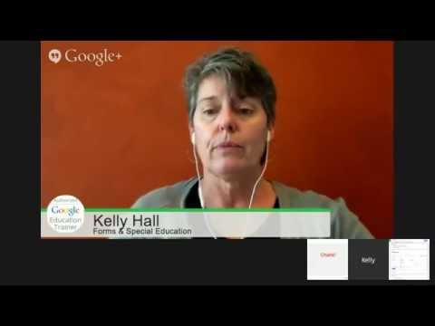 Edu on Air: Google Forms and Special Education