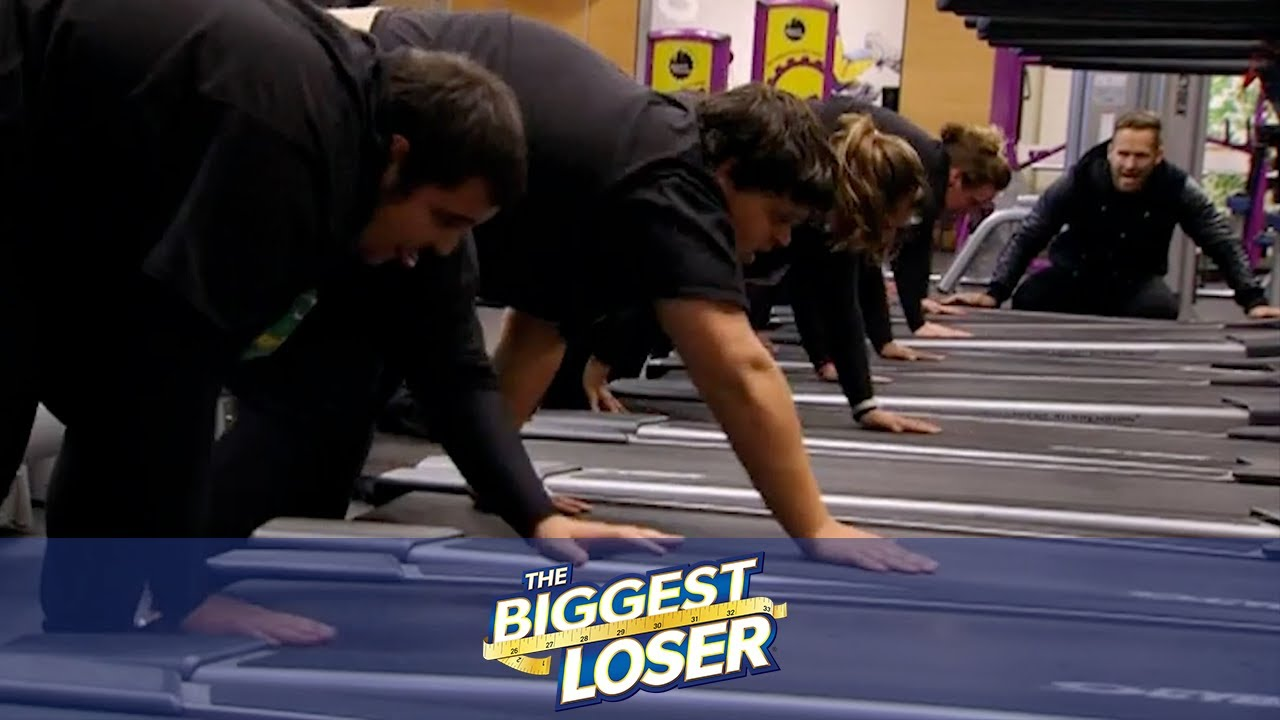 The Biggest Loser || Last Chance Workout || Dolvett's Return