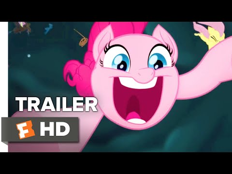 My Little Pony: The Movie Trailer (2017) | 'Pony Party' | Movieclips Trailers