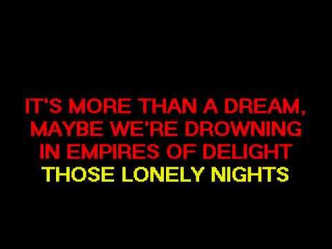 Alphaville - Dance With Me - Karaoke