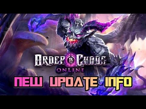 Order And Chaos Online - NEW Update Info - Dung - Legacy Gear - Mount