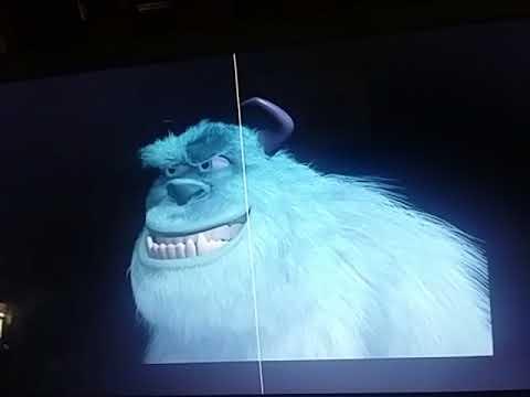Monsters Inc DVD Disc 2 Bonus Features Part 6