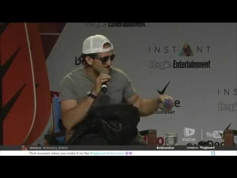Casey Neistat - VidCon talk 2016