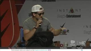 Casey Neistat  VidCon talk 2016