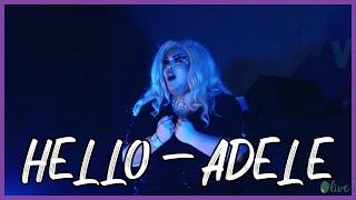 DRAG PERFORMANCE : Hello - Adèle