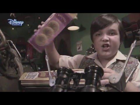 Sekretne Kroniki Evermoor - Ludo. Oglądaj tylko w Disney Channel!