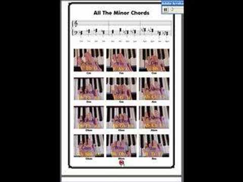 "Have Your Heard Of The ""Talking Piano Chord Chart""? - Youtube"
