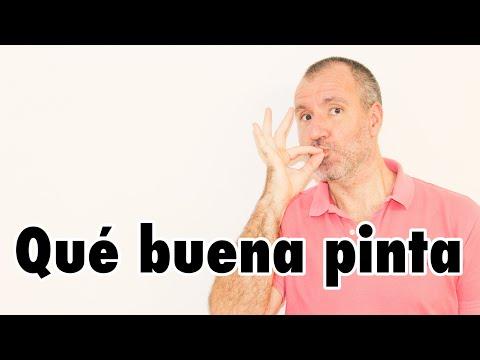 【スペイン語】#136 Qué buena pinta