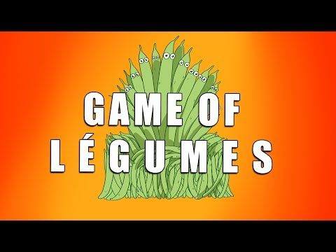 WINTER IS COMING !! (GAME OF LÉGUMES)