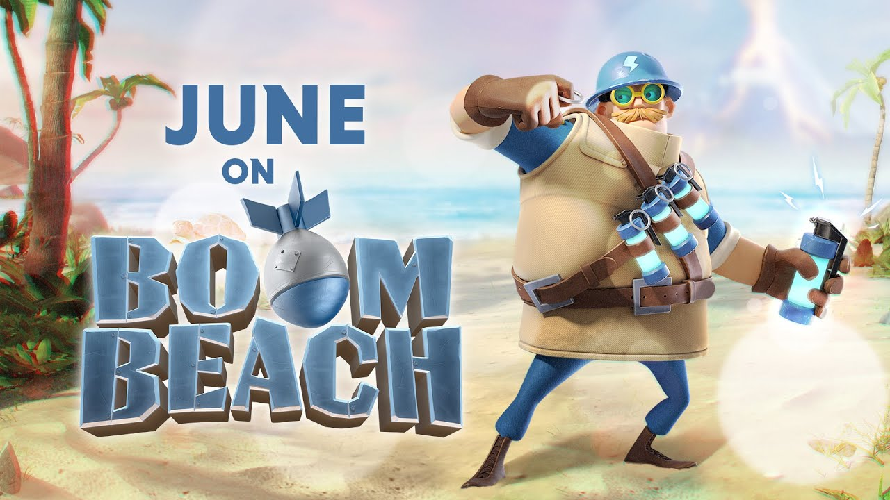 This June on Boom Beach!