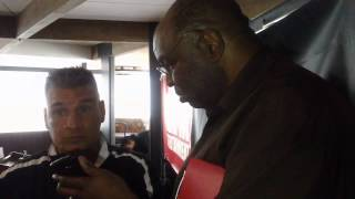 "Gary ""Digital"" Williams / Buddy Harrison Champion Class Press Conference by Juan Marshall"